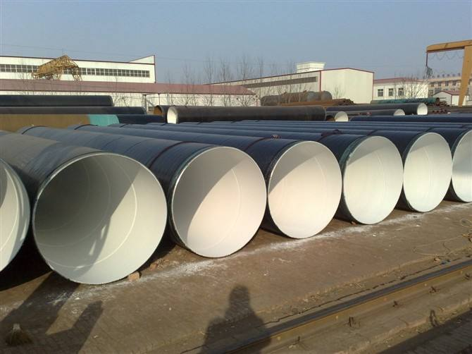 steel pipe for water system