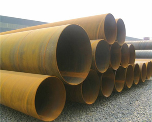 API 5L Gr. B X52 Welded Steel Pipe