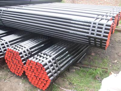 ASTM S53  Seamless Stainless Steel Fluid Pipe