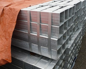 Hot Dipped Galvanized Steel Rectangular Hollow Section