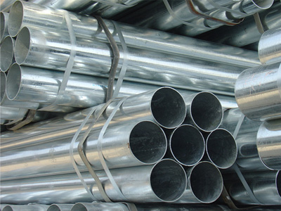 ASTM A53 GRADE A Schedule 40 Hot Dip Galvanized Steel Pipe