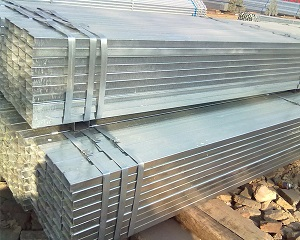 ASTM A500 EN10210 Galvanized Square Hollow Sections