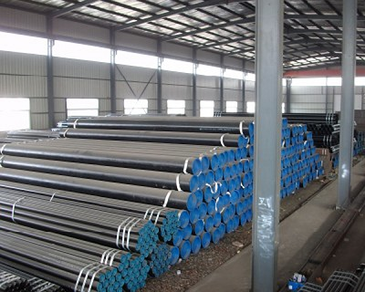 API 5CT N80 Sch40 Seamless Pipe