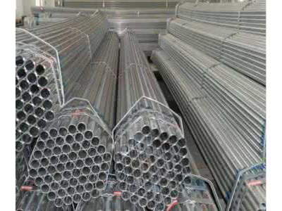 BS1387 Hot Dip Galvanized Steel Pipe