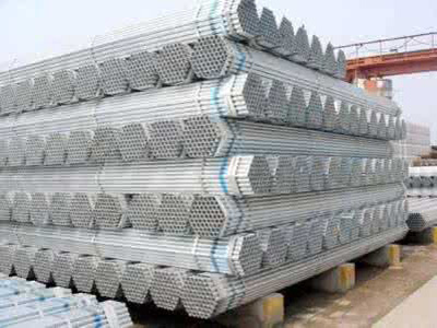 ASTM A106 Sch 20 Hot Dip Galvanized Steel Pipe