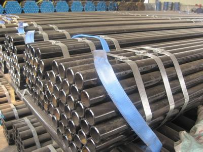 ASTM A53 Gr.B Carbon Steel Oil Pipeline