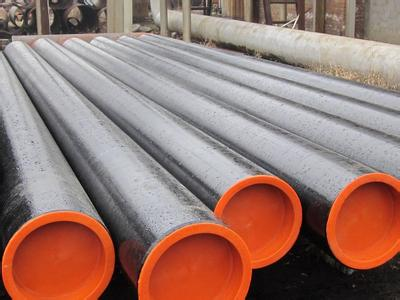 ASTM A106 Schedule 40 Seamless Carbon Steel Pipe with Best Quality