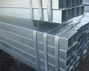 ASTM A53 50X50 Galvanized Square Hollow Section